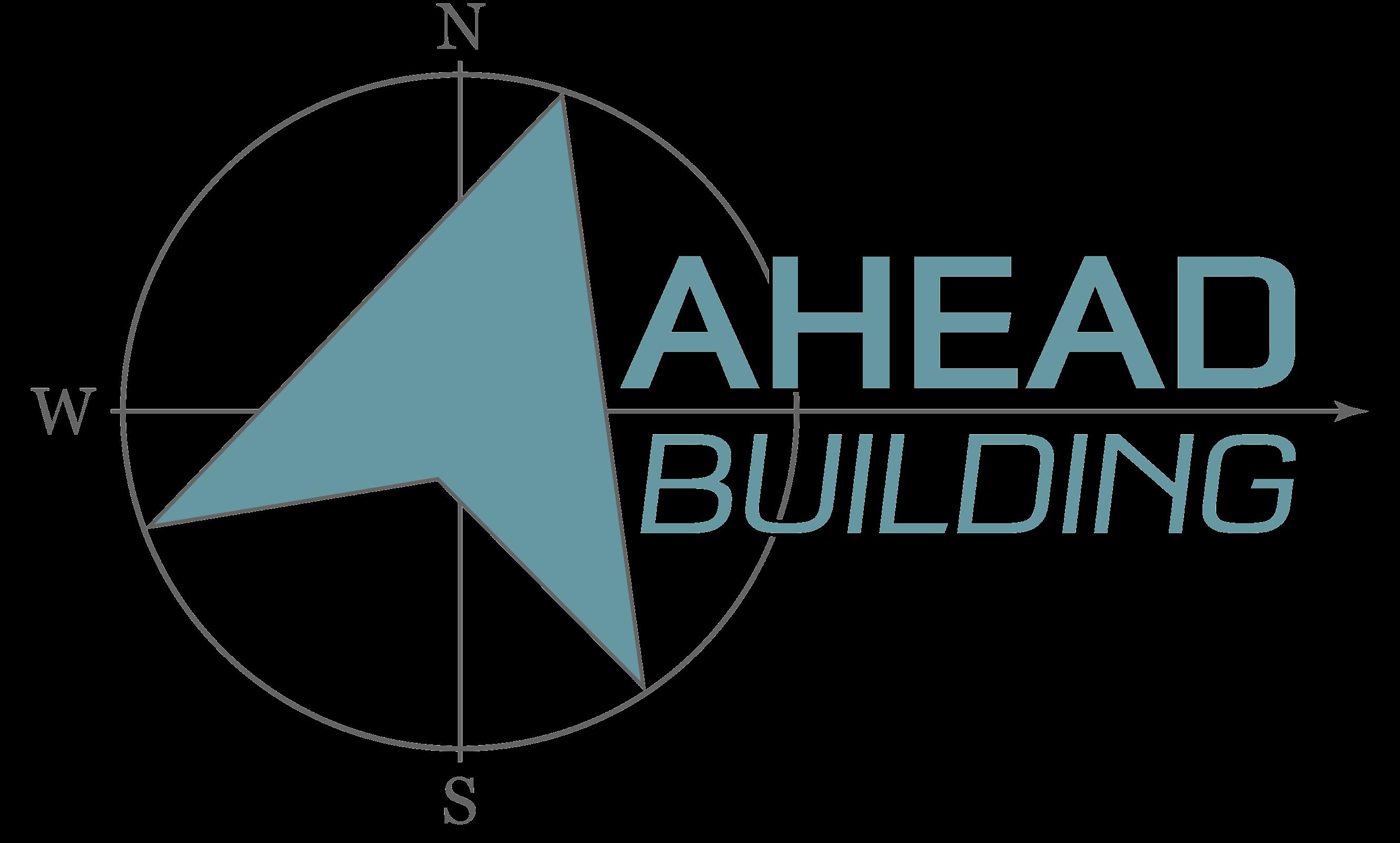 ahead building logo