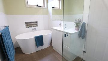 Berwick Bathroom & Ensuite Renovation